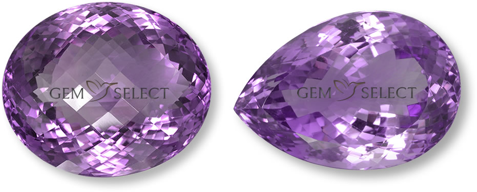 A Amethyst Gemstone from GemSelect - Large Image