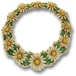 Van Cleef & Arpels Daisy Necklace