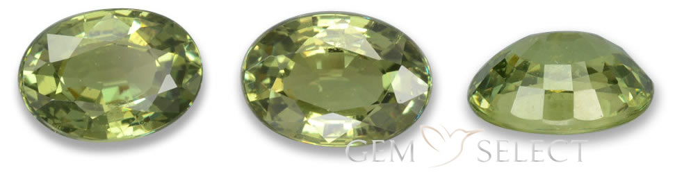 A Demantoid Garnet Gemstone from GemSelect - Large Image