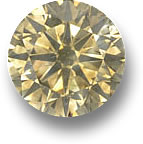 Cognac Diamond Gemstone