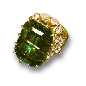 Wallis Simpson's Emerald Engagement Ring