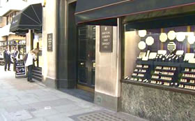 Hatton Garden Diamond Trade Quarter of London