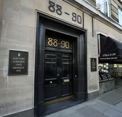 Hatton Garden Safe Deposit Ltd., London