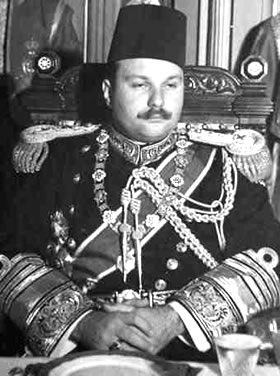 The Egyptian Jewels Of King Farouk Farouking Fabulous