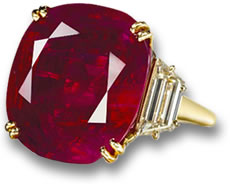 The Hope Ruby Ring