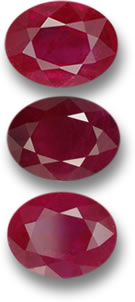 Rubies from Mozambique