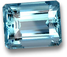 Mozambique Aquamarine