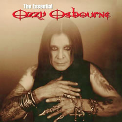 Ozzy Osbourne Album Cover Showing His Jewelry
