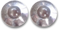 Northern Thai Palong Silver Ear Plugs