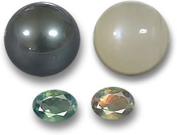 Birthstones for June: Pearl, Moonstone and Alexandrite