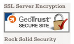 SSL secured checkout pages