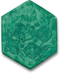The Taj Mahal Emerald