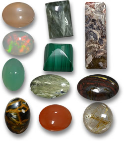 Affordable Cabochon Gemstones