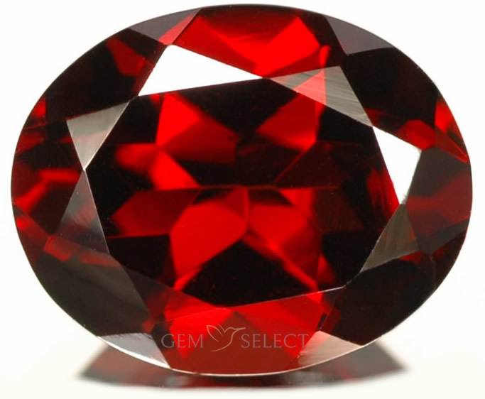 Almandine Garnet Gemstones - GemSelect - Large Image