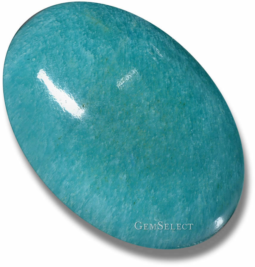 Amazonite Gemstones - GemSelect - Large Image
