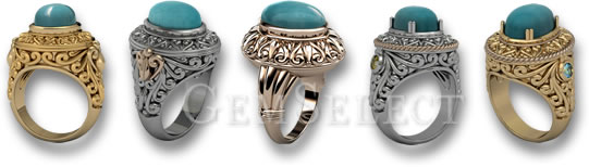 shipping ring r amazonite rings free wcz