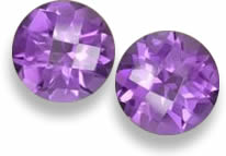 Amethyst Gemstone from GemSelect - Small Image