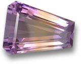 Fancy Faceted Ametrine