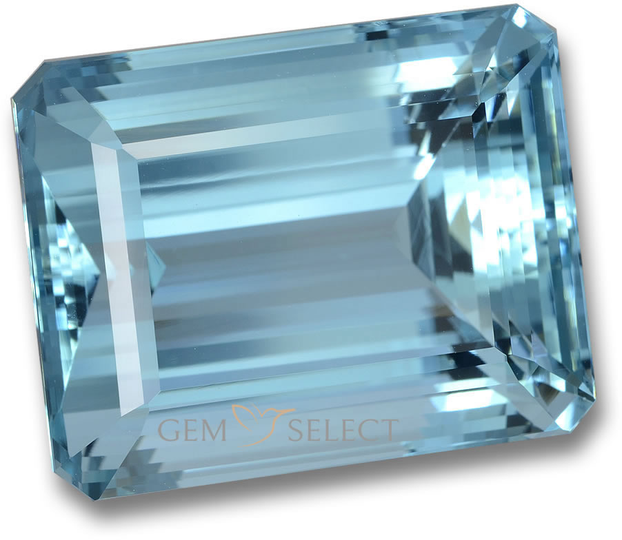 A Aquamarine Gemstone from GemSelect - Large Image