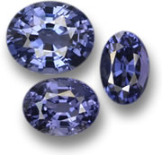 Blue Spinel Gems