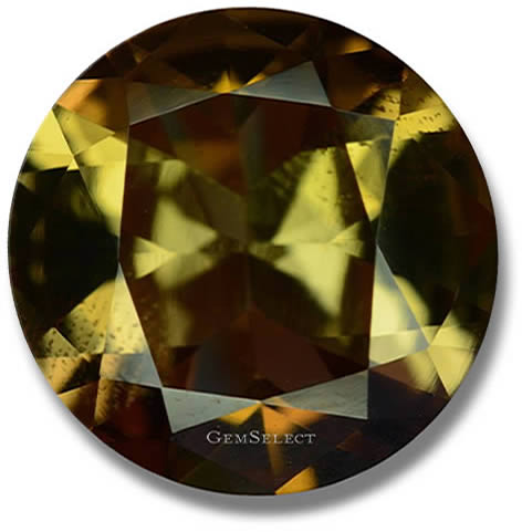 Large Image of Axinite gemstone