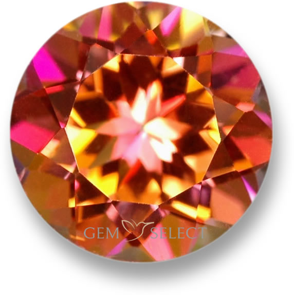 Azotic Topaz Gemstones from GemSelect - Large Image