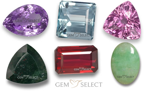 March Birthstones- Zodiac Gemstones: Aquamarine, Bloodstone