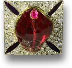 The Black Prince's Ruby