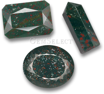 Bloodstone Gemstones
