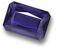 Blue Iolite Gemstone