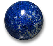 Blue Lapis Lazuli Gemstone
