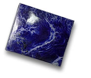 Blue Sodalite Gemstone