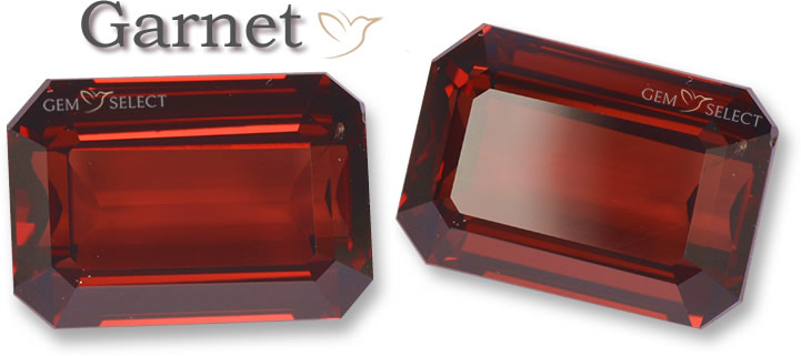 Buy Garnet Gemstones for Aries from GemSelect - Large Image