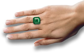 Buying a Single Emerald Gemstone