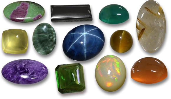 Why Are Some Gems Cut As Cabochons