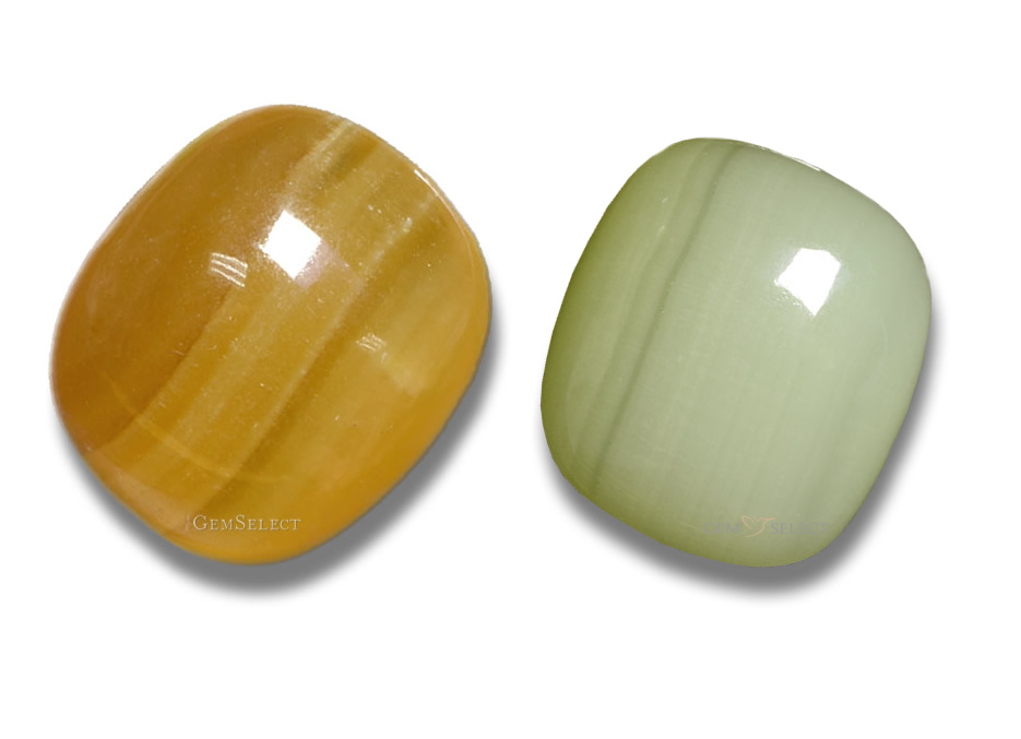 Calcite Gemstones from GemSelect - Large Image