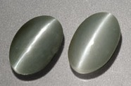 Natural Cat's Eye Gemstones