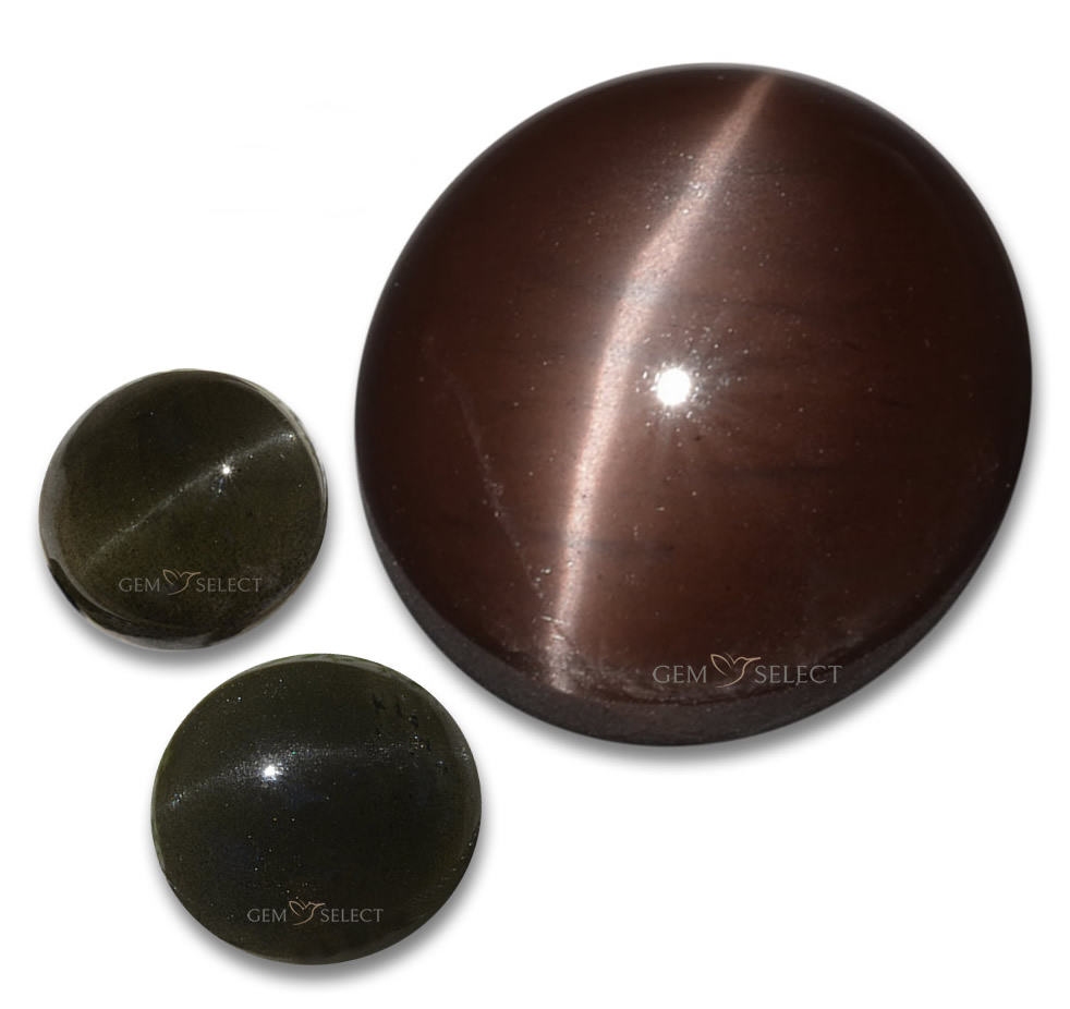 Cat's Eye Scapolite Gemstones from GemSelect - Large Image