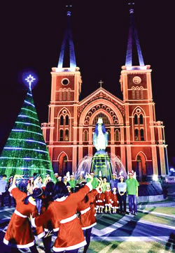 Season's Greetings from Thailand's Gem Town, Chanthaburi