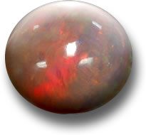 Chocolate Opal Cabochon