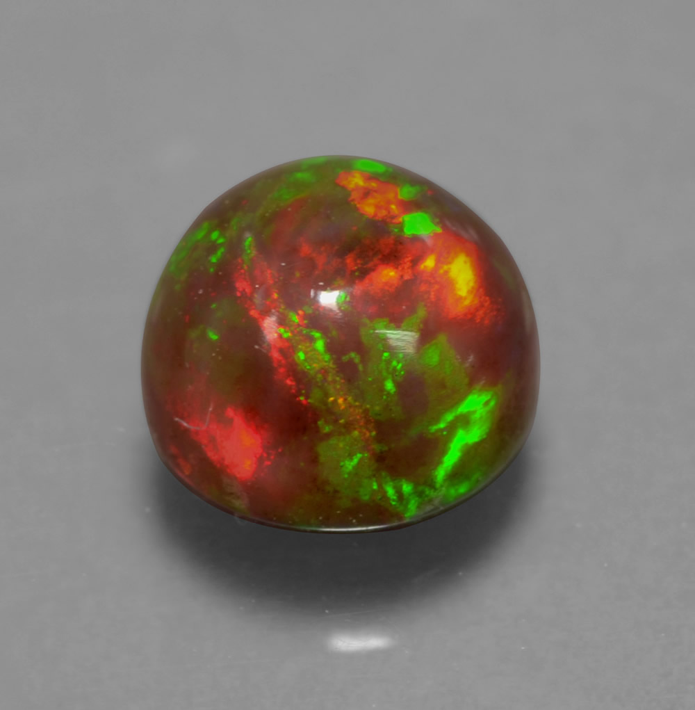 chocolate opal gemstone and jewelry information gemselect