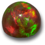 Chocolate Opal Gemstone