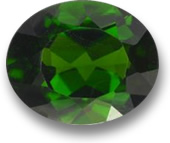 Chrome Diopside Gemstone