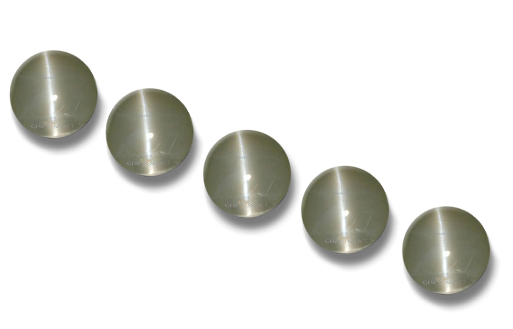 Chrysoberyl Cat's Eye Gemstones from GemSelect - Large Image