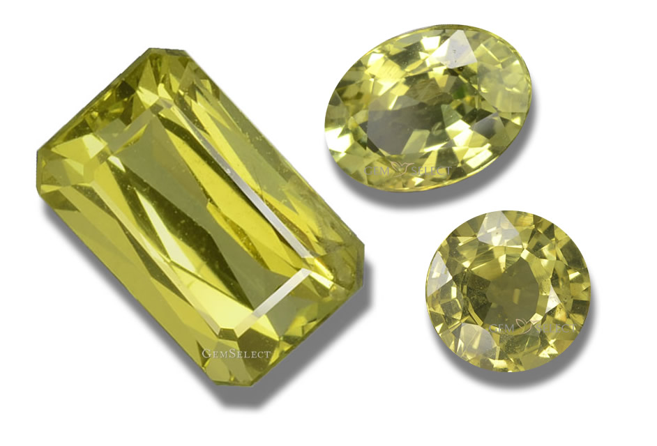 Chrysoberyl Gemstones from GemSelect - Large Image