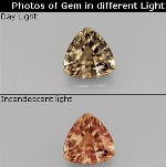 Natural Color-Change Gems