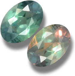 Natural Color Change Alexandrite