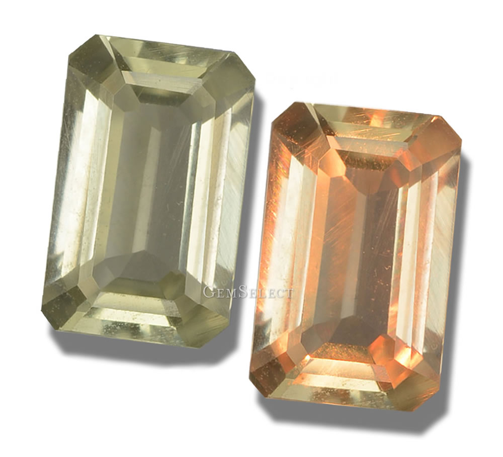 Color Change Diaspore Gemstone Information Gemselect