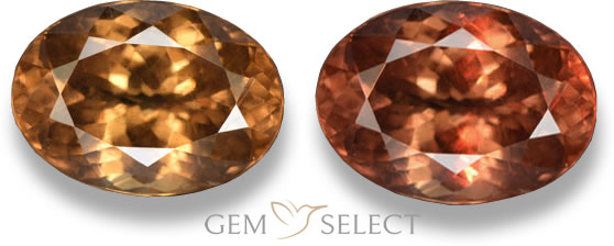 Color-Change Garnet Gemstones from GemSelect - Large Image