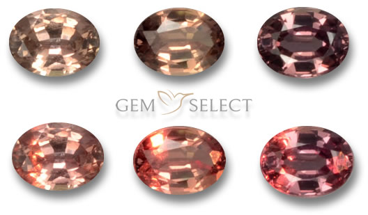 Color Change Sapphire Gemstones from GemSelect - Large Image